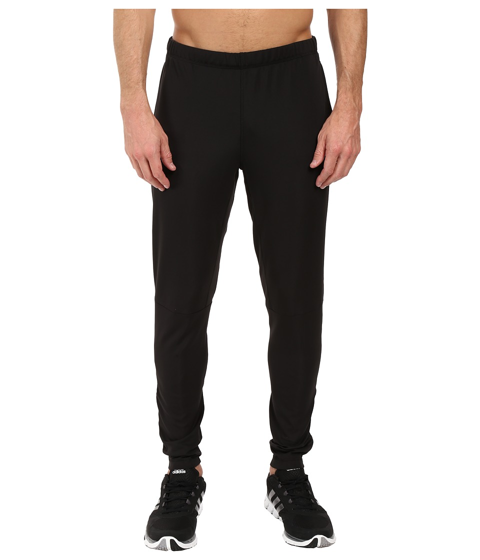 adidas - Response Astro Pants (Black/Ray Blue) Men's Casual Pants
