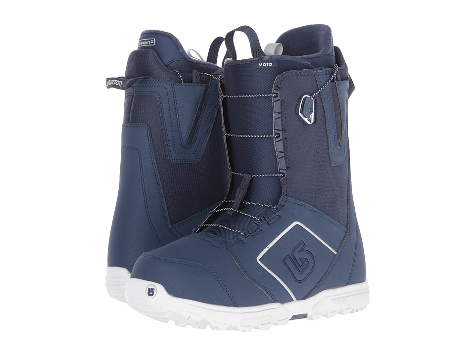 Burton - Moto '17 (Blue) Men's Cold Weather Boots