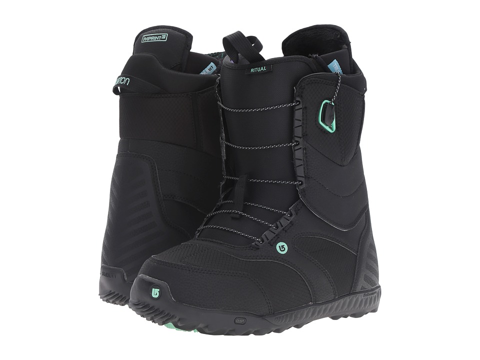 Burton - Ritual '17 (Black) Women's Cold Weather Boots