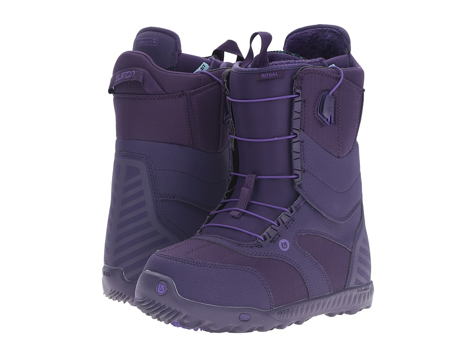 Burton - Ritual '17 (Feelgood Purple) Women's Cold Weather Boots
