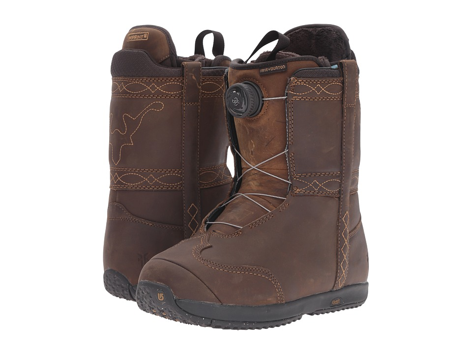 Burton - Burton X Frye(r) '17 (Folklore) Women's Cold Weather Boots
