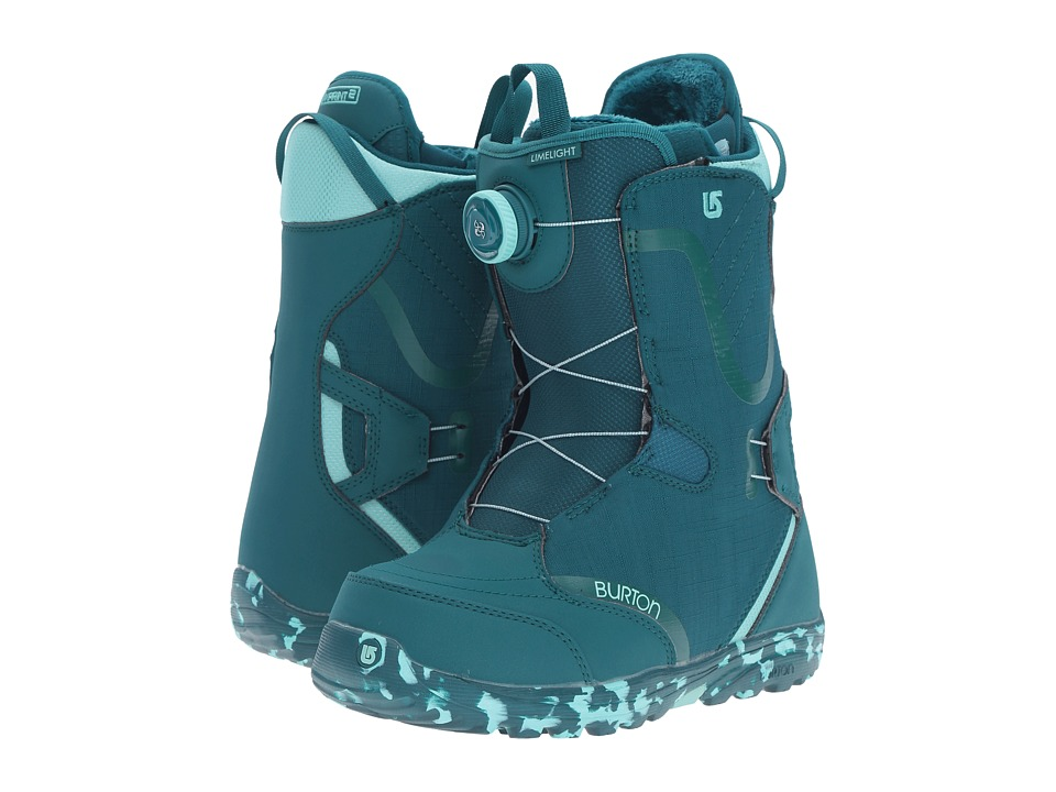 Burton - Limelight Boa '17 (The Teal Deal) Women's Cold Weather Boots