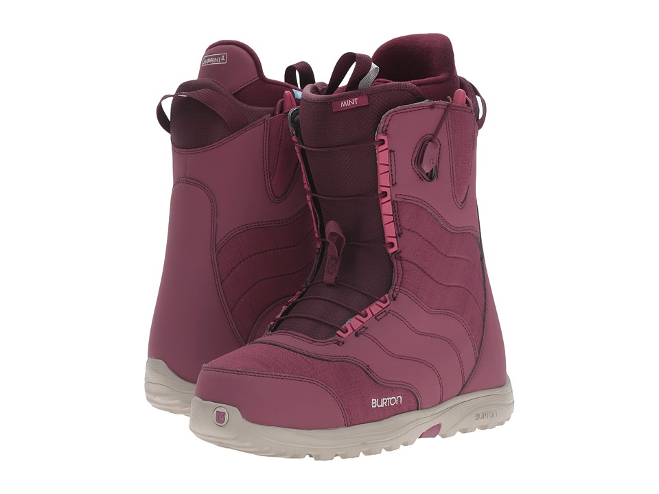 Burton - Mint '17 (Cabernet) Women's Cold Weather Boots