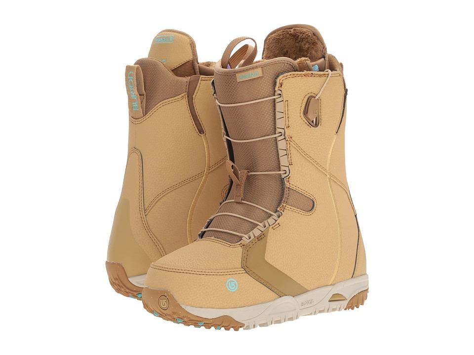 Burton - Emerald '17 (Santa Fe) Women's Cold Weather Boots