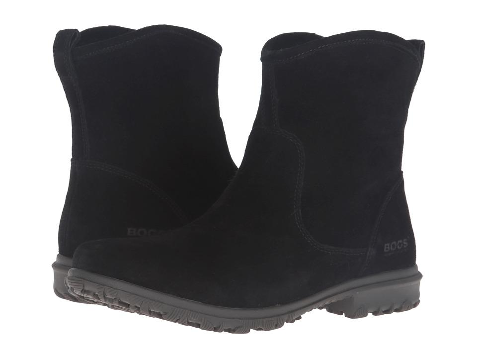 Bogs - Betty Low (Black) Women's Waterproof Boots