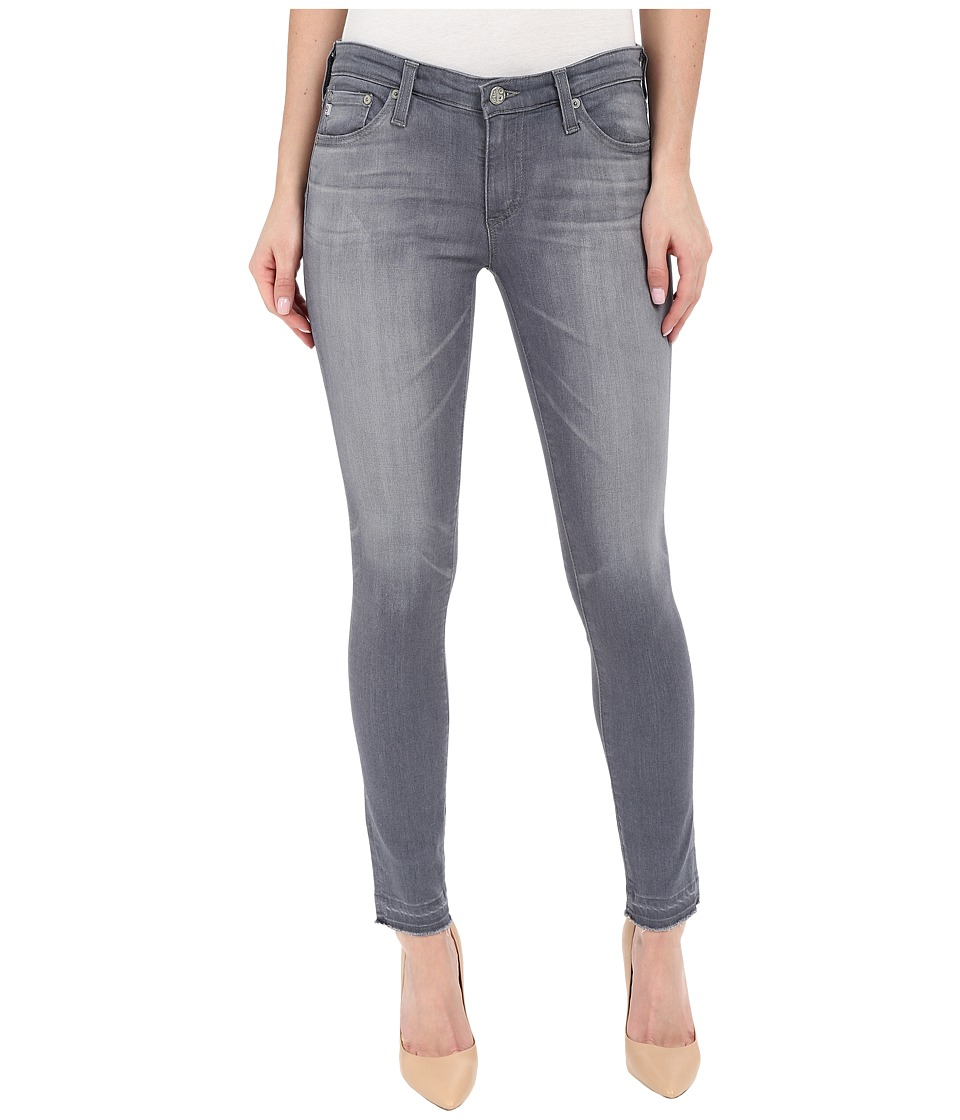 AG Adriano Goldschmied - The Leggings Ankle in 3 Years Cool Grey (3 Years Cool Grey) Women's Jeans