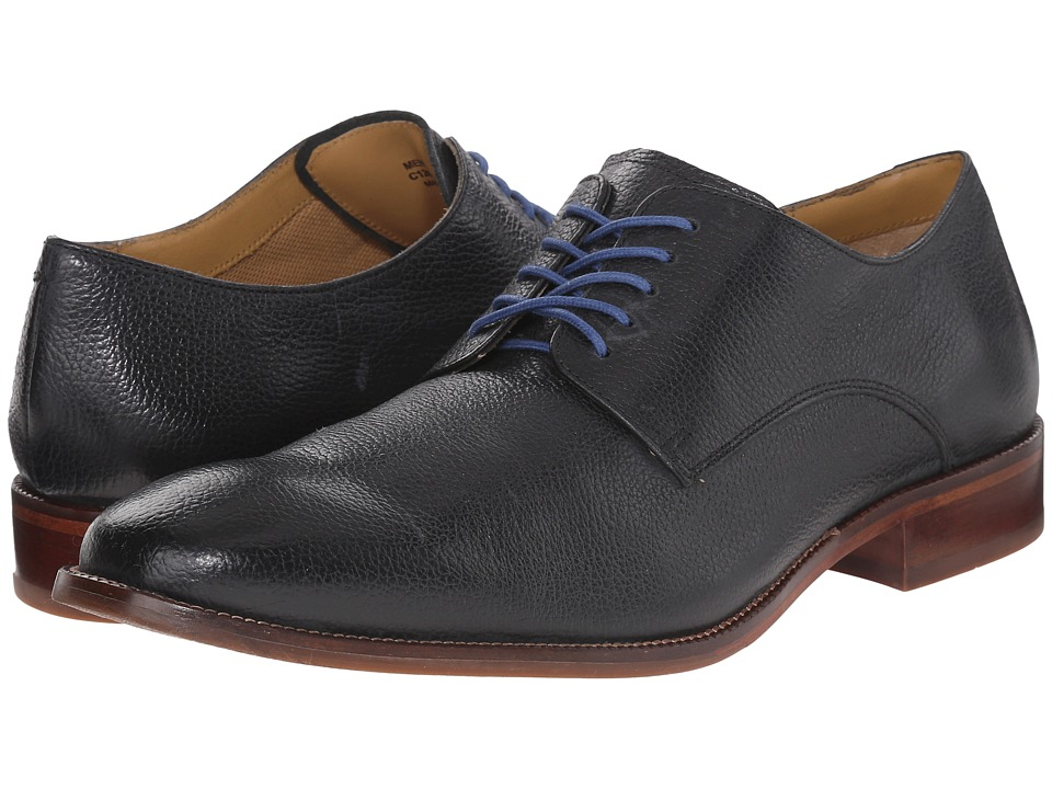 Cole Haan - Williams Casual Plain Oxford II (Waxy Black) Men's Lace up casual Shoes