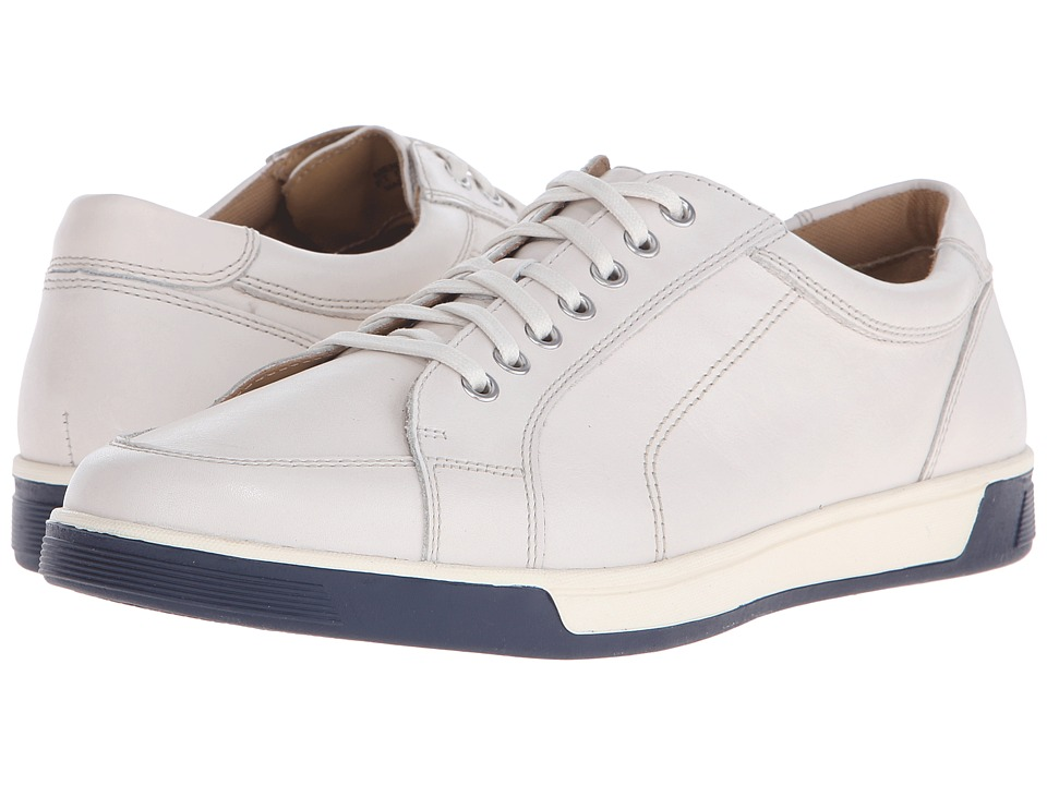 Cole Haan Quincy Sport Ox II (Ivory/Ombre Blue) Men