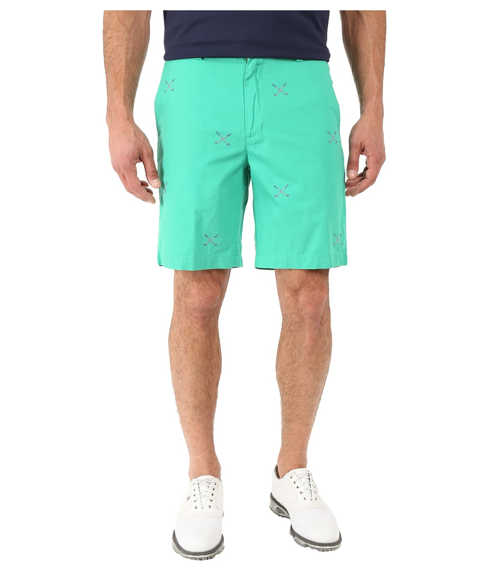 Vineyard Vines - Golf Club Emb 9 Breaker Shorts (Par Four) Men's Shorts