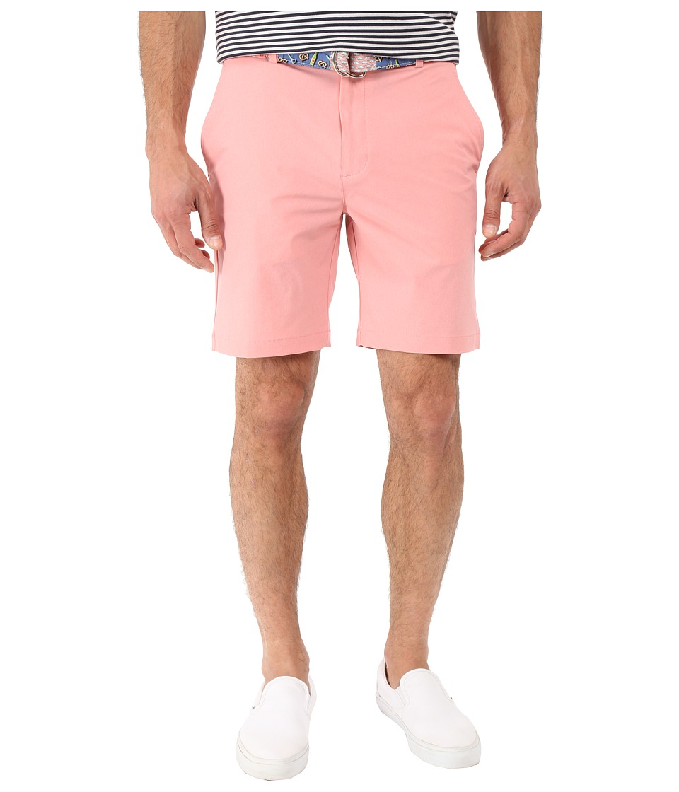 Vineyard Vines - 8 Performance Breaker Shorts (Lobster Reef) Men's Shorts