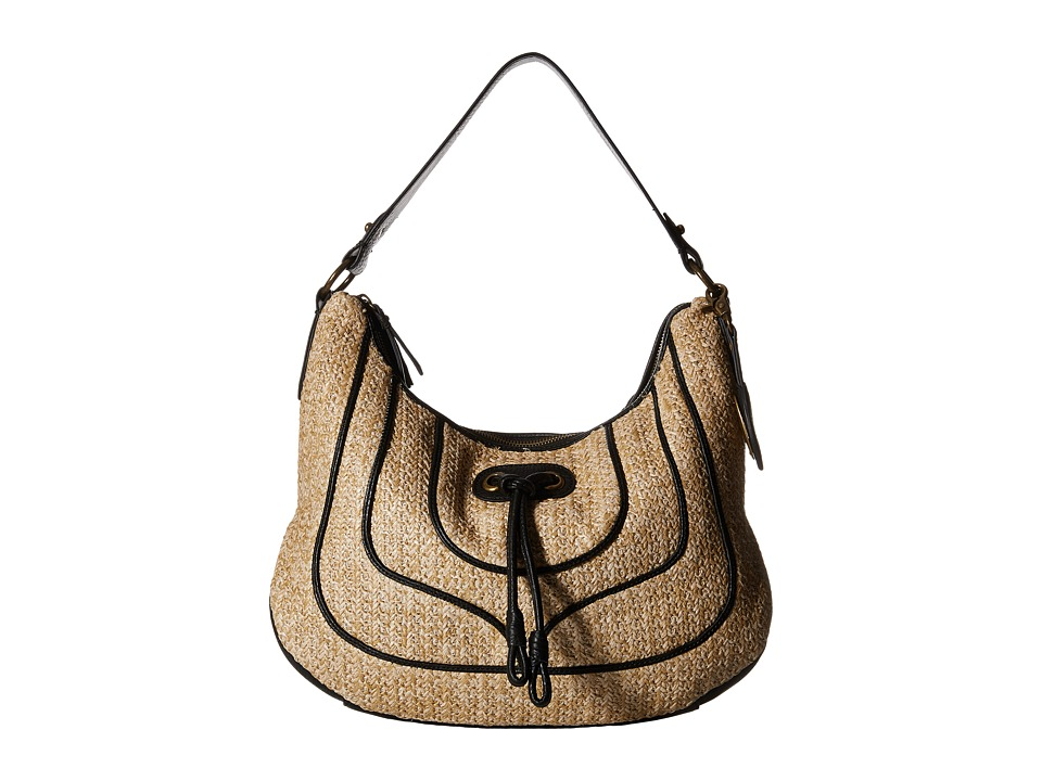 Born - Cypress Hobo (Black) Hobo Handbags