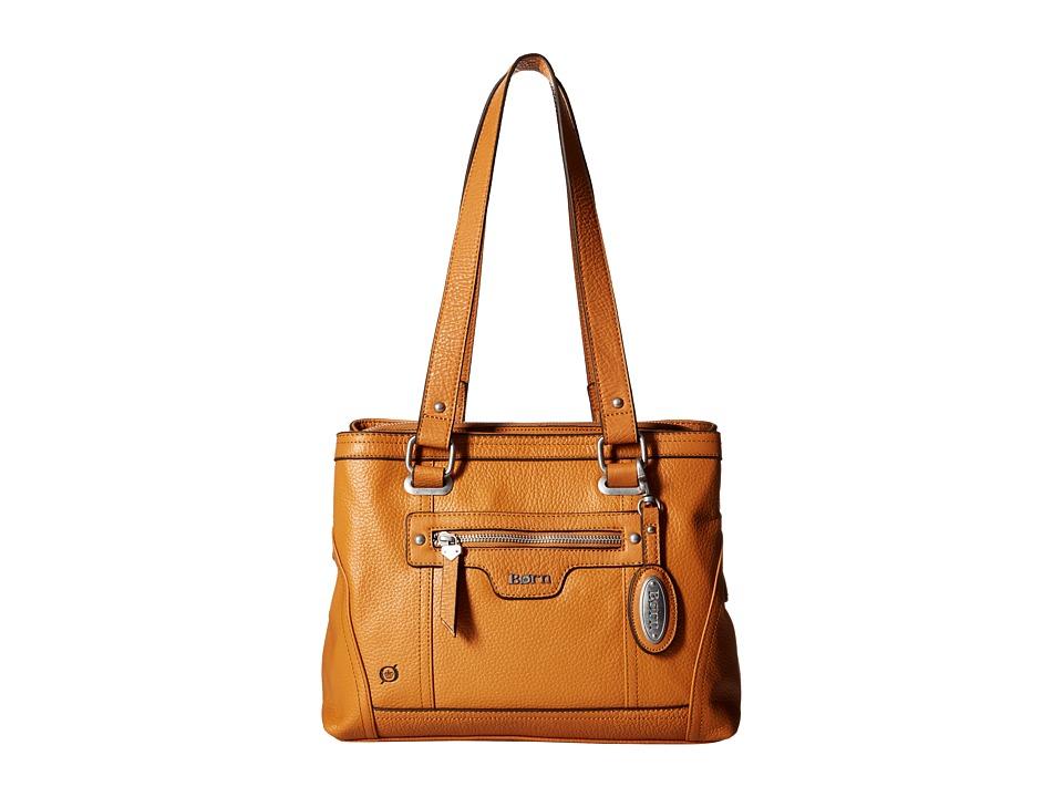 Born - La Palma Tote (Camel) Tote Handbags