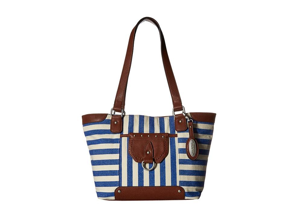 Born - San Clemente Tote (Marine) Tote Handbags