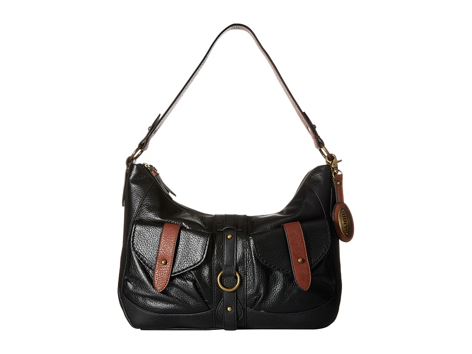 Born - Dana Point Hobo (Black) Hobo Handbags