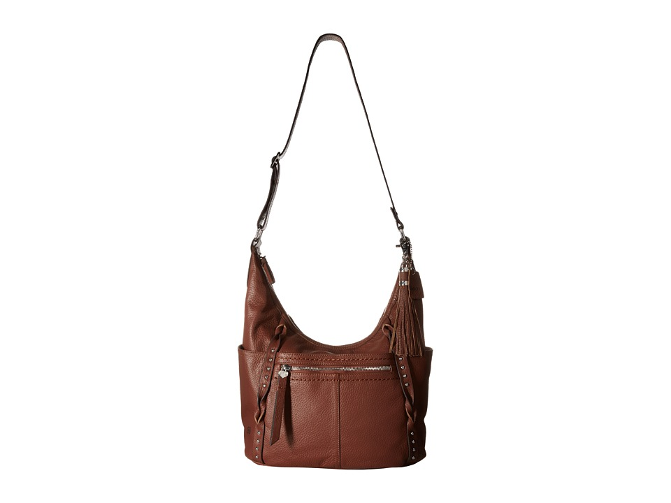 Born - Boroughton Hobo (Walnut) Hobo Handbags