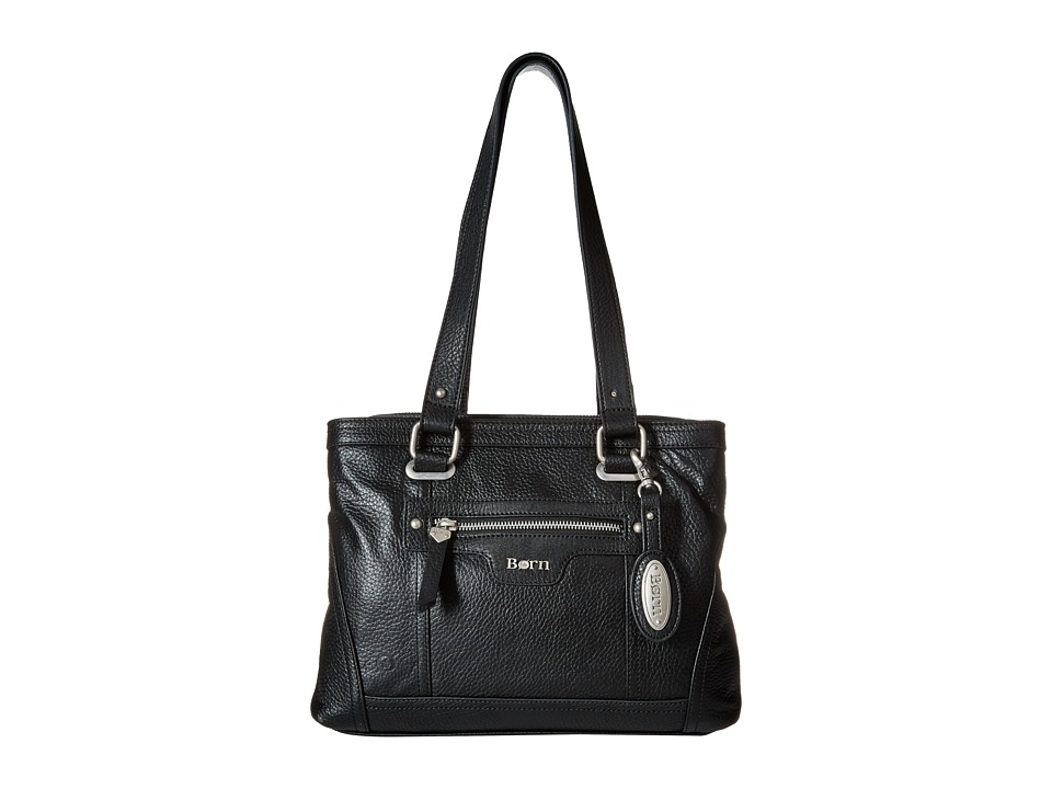 Born - La Palma Tote (Black) Tote Handbags