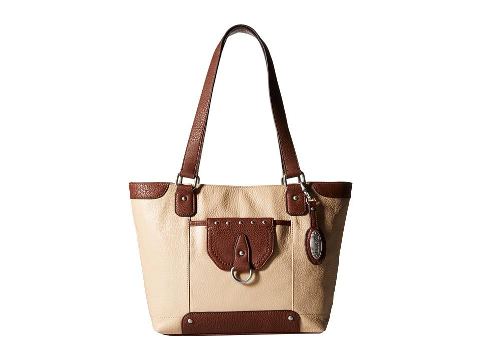 Born - San Clemente Tote (Stone) Tote Handbags