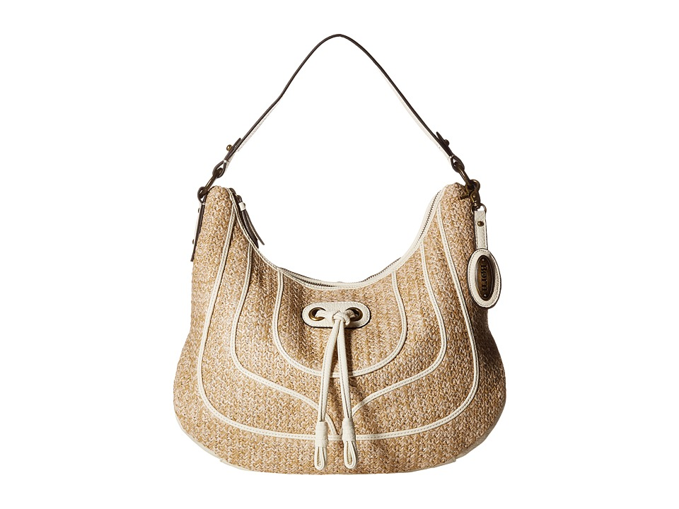 Born - Cypress Hobo (Bone) Hobo Handbags