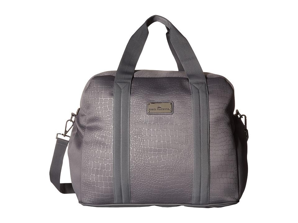 adidas by Stella McCartney - Essential (Granite/Gunmetal) Bags