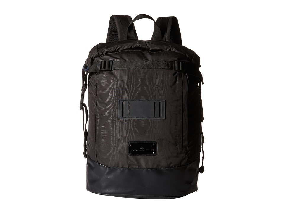 adidas by Stella McCartney - Backpack (Black/Gunmetal) Backpack Bags