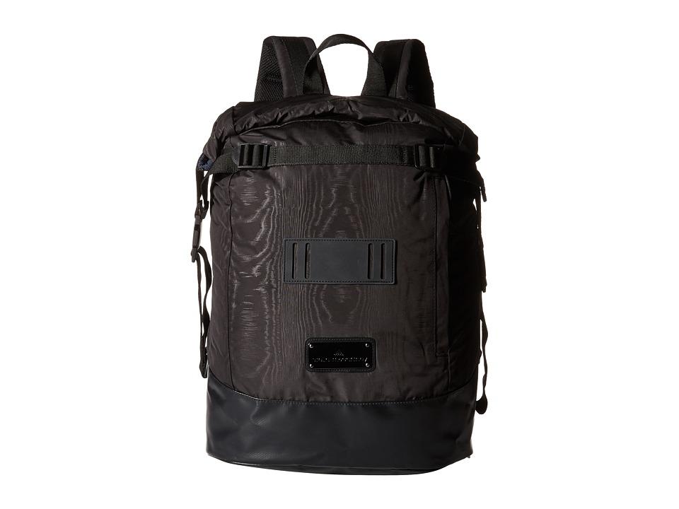 adidas by Stella McCartney - Backpack (Black/Gunmetal) Backpack Bags