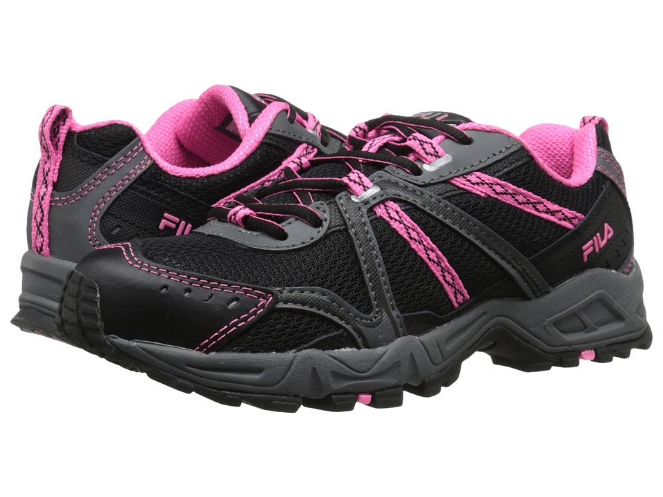 Fila Ascent 12 (Black/Sugarplum/Castlerock) Women