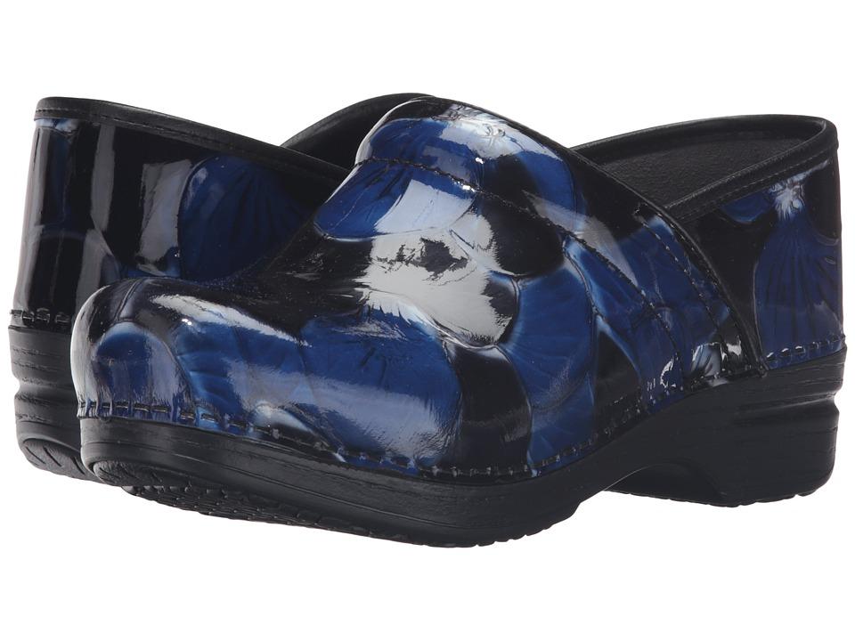 Dansko Pro XP (Blue Hibiscus) Women