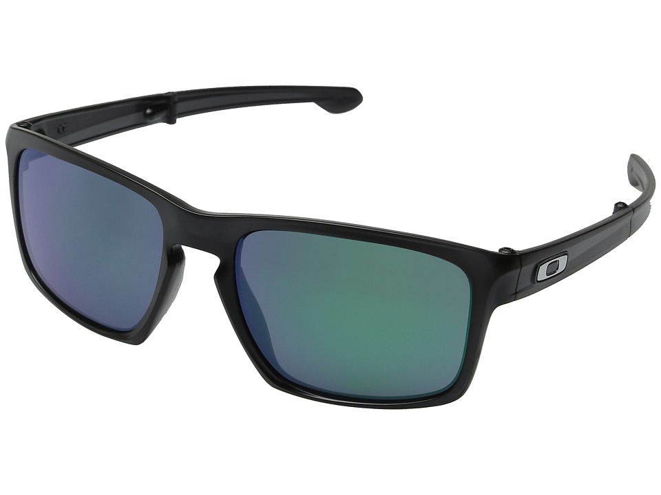 Oakley - Sliver F (Make Black Ink w/ Jade) Fashion Sunglasses