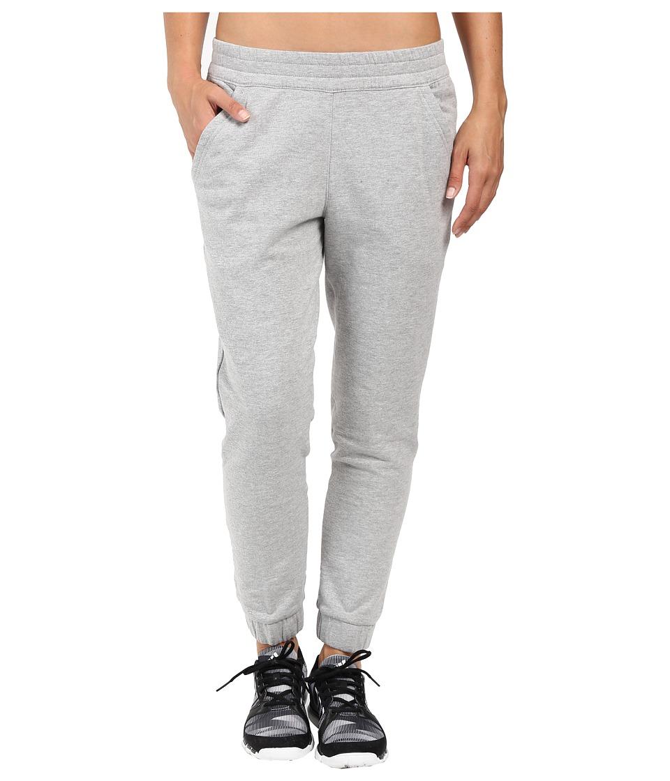 adidas - 247365 Long Capris (Medium Grey Heather) Women's Capri