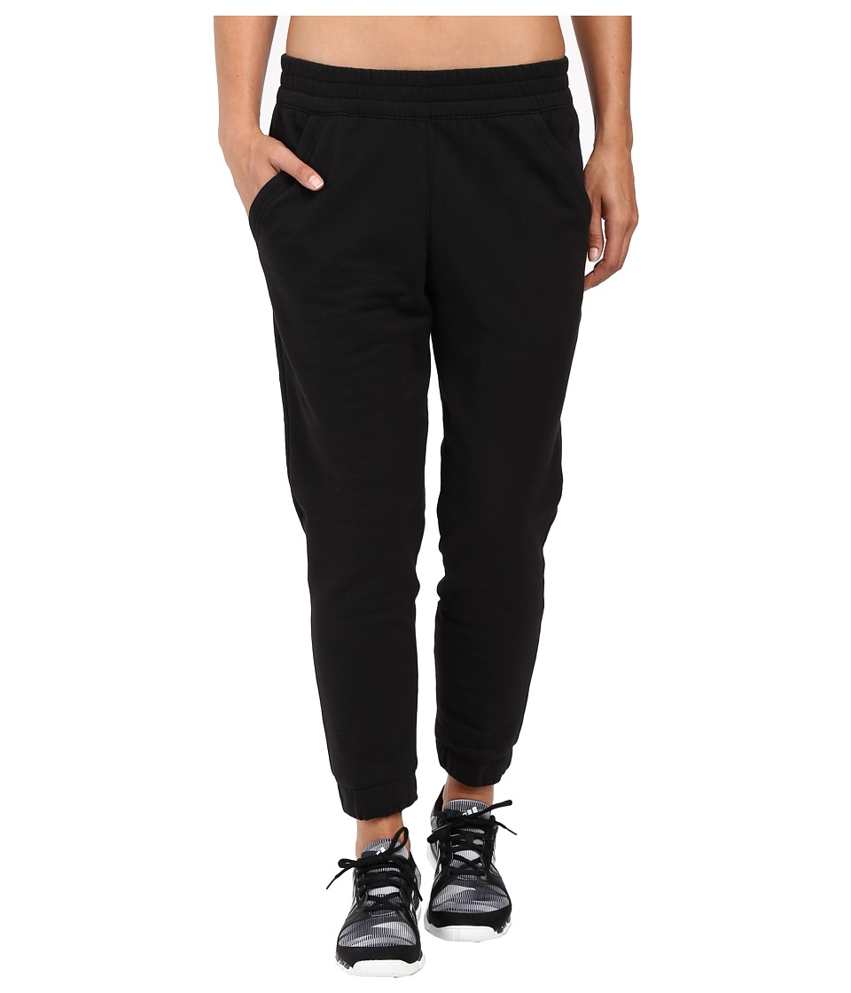 adidas - 247365 Long Capris (Black) Women's Capri