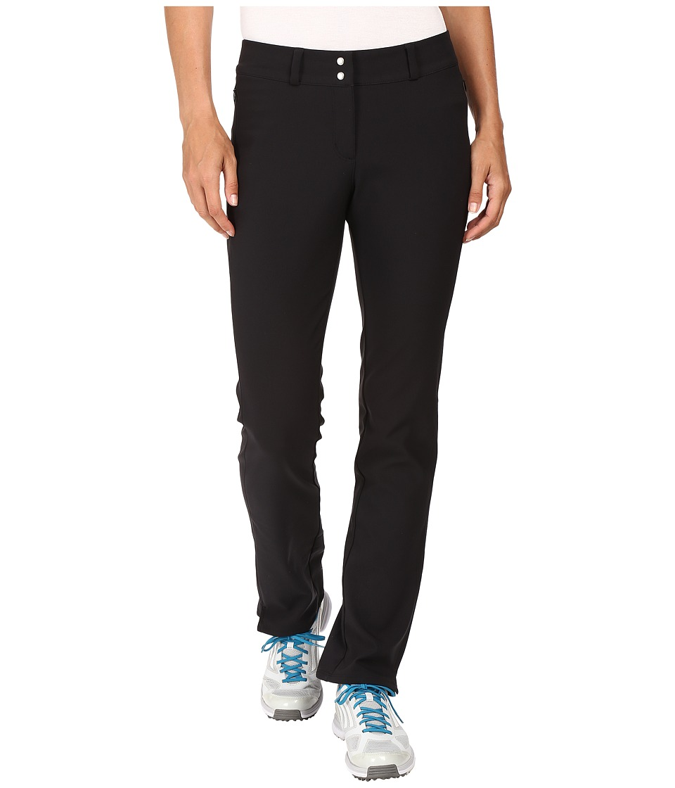 adidas Golf - CLIMASTORM Fall Weight Pants (Black) Women's Casual Pants