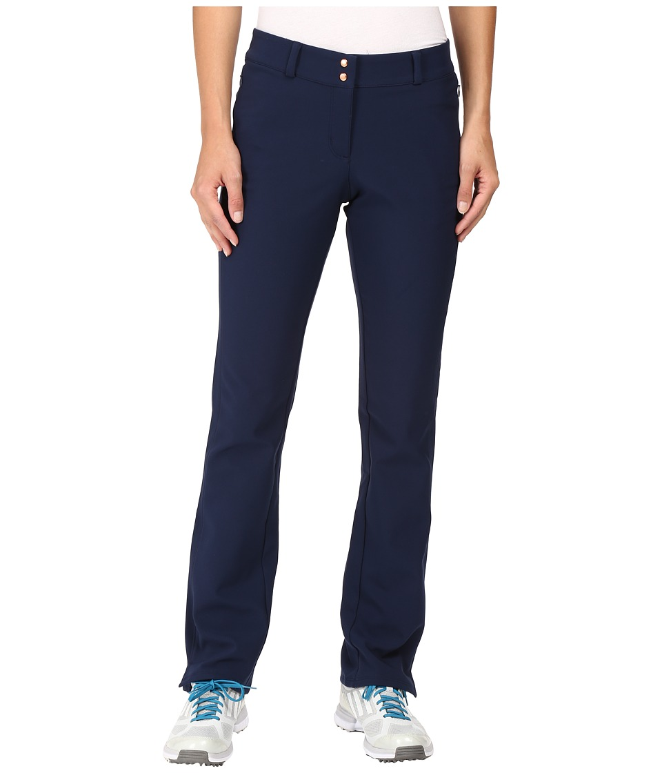 adidas Golf - CLIMASTORM Fall Weight Pants (Collegiate Navy) Women's Casual Pants