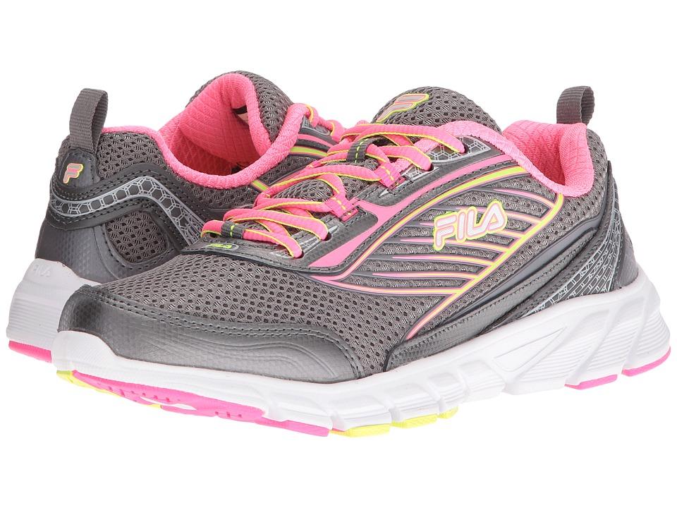 Fila Forward 2 Running Shoe Dark Silver
