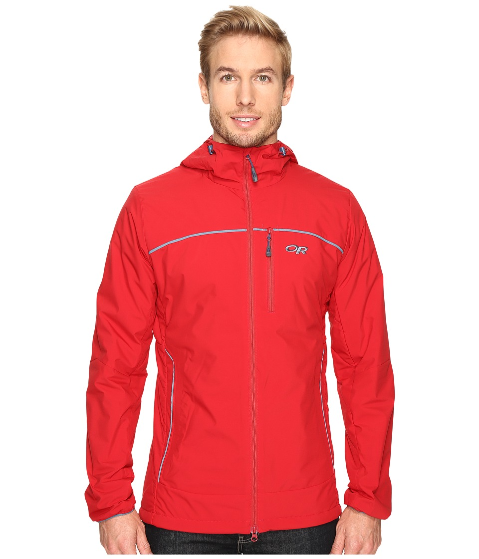 Outdoor Research - Razoredge Hooded Jacket (Agate/Vintage) Men's Coat