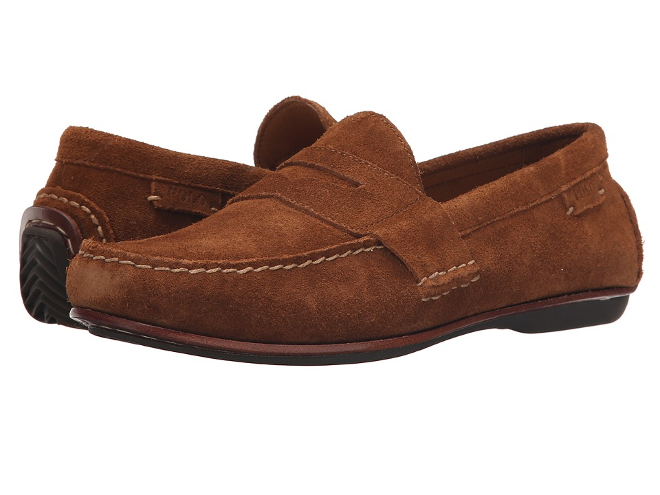 Polo Ralph Lauren Daniels (New Snuff Sport Suede) Men