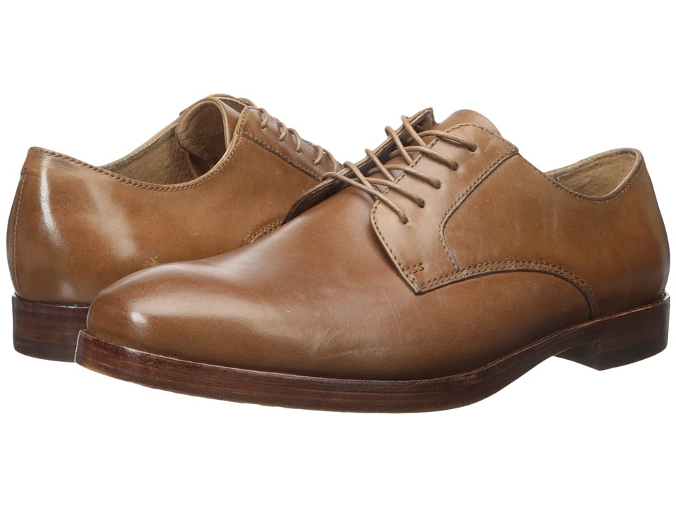 Polo Ralph Lauren Domenick (Tan Burnished Leather) Men