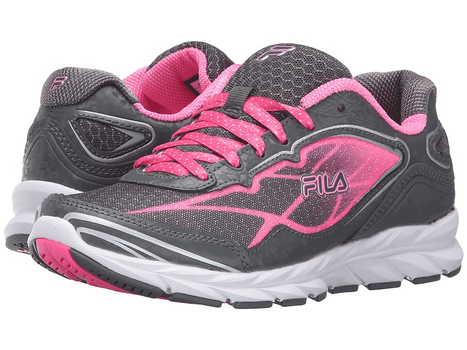 Fila - Finado (Pewter/Sugarplum/Metallic Silver) Women