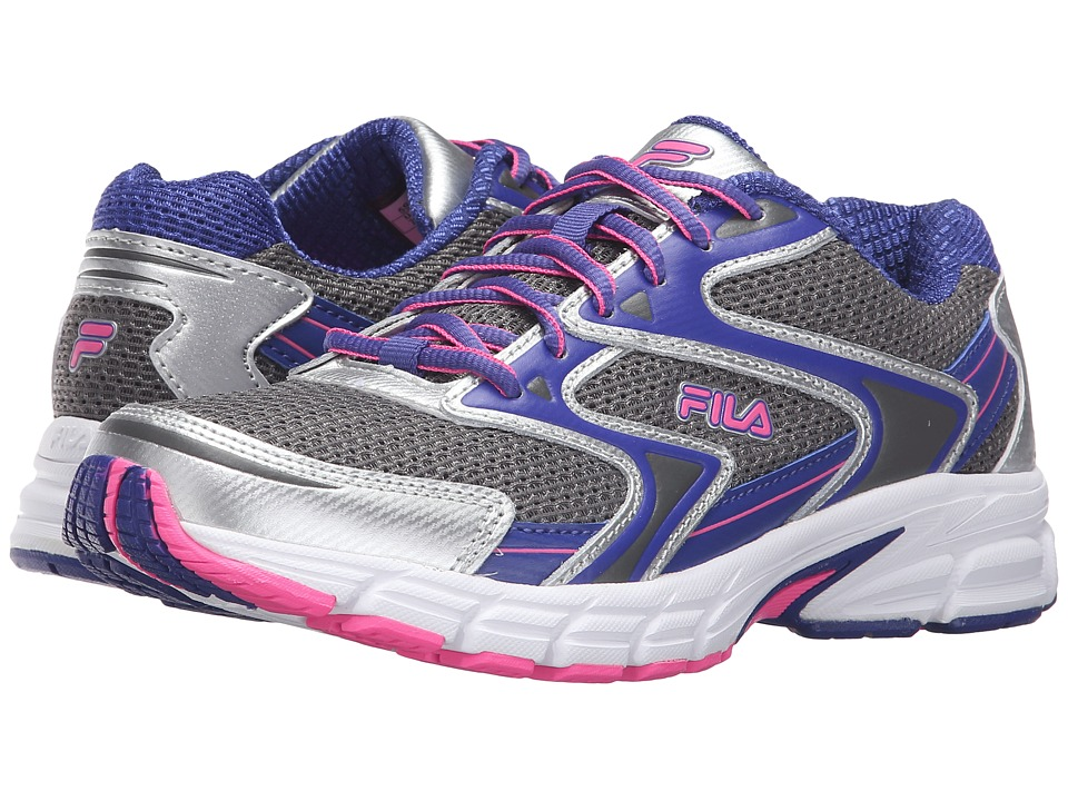 Fila - Xtent 3 (Sky Diver/Royal Blue/Sugarplum) Women's Shoes