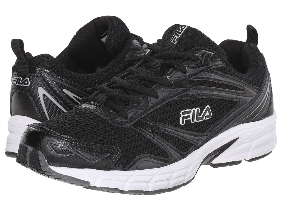 Fila - Royalty (Black/Castlerock/White) Women's Shoes