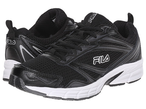 Fila - Royalty (Black/Castlerock/White) Women