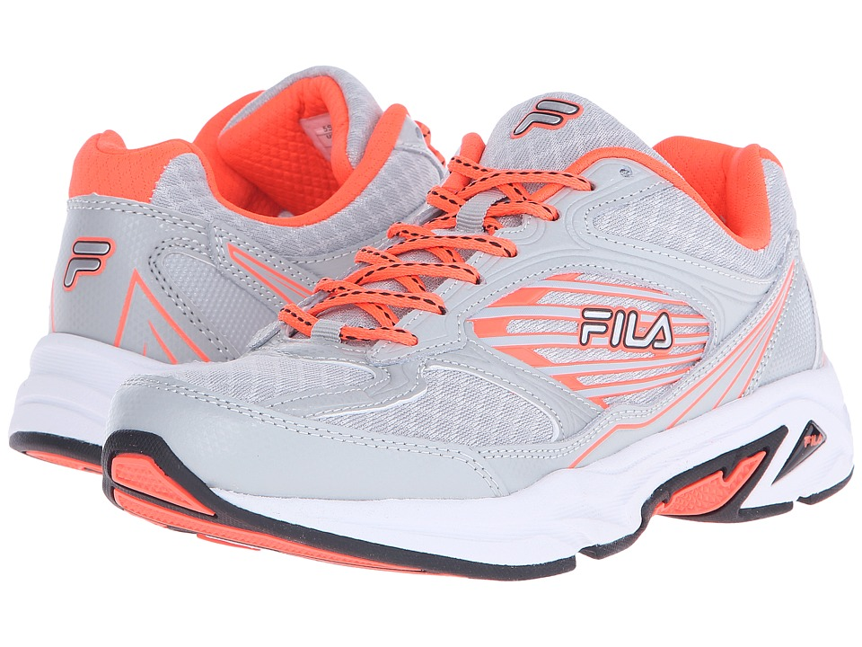 Fila Inspell 3 (High Rise/Fiery Coral/Black) Women