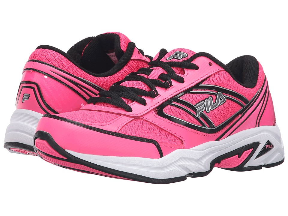 Fila - Physique (Knockout Pink/Black/Metallic Silver) Women's Shoes