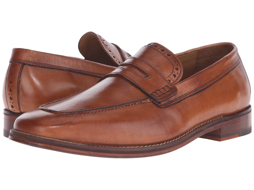 Cole Haan - Giraldo LX Penny II (British Tan) Men
