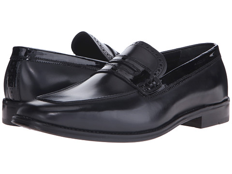Cole Haan - Giraldo LX Penny II (Black) Men's Shoes
