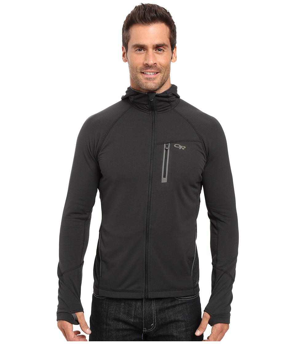 Outdoor Research - Transition Hoodie (Black) Men's Sweatshirt