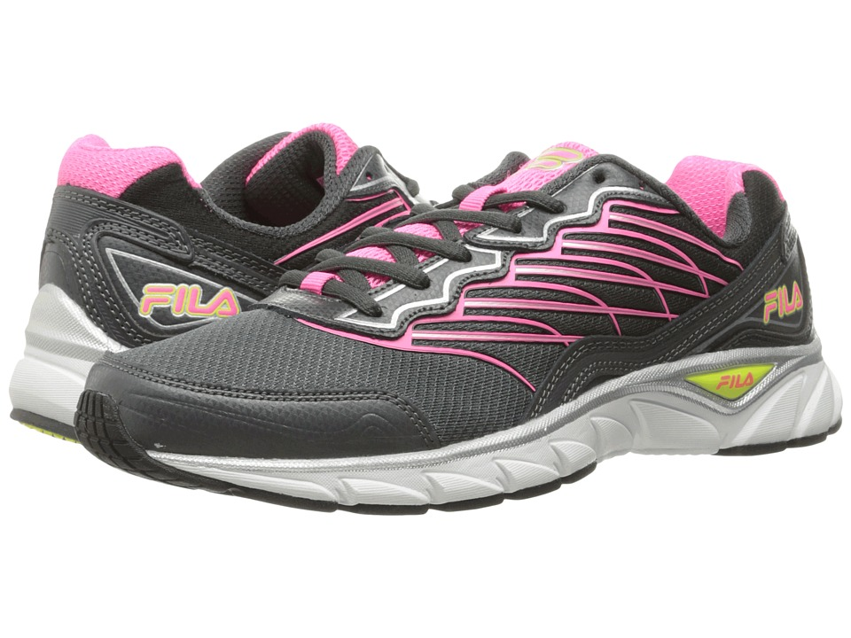 Fila - Memory Countdown 3 (Castlerock/Sugarplum/Dark Shadow) Women's Shoes