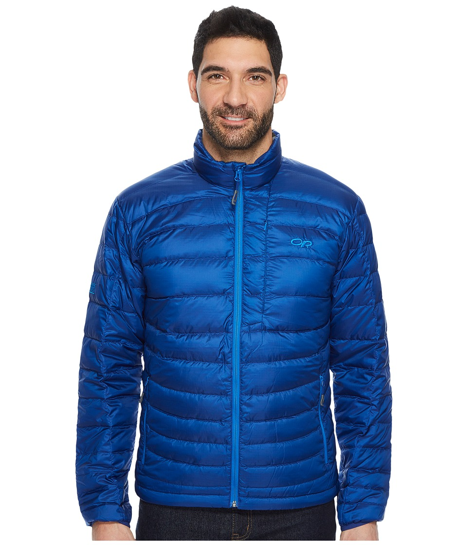 Outdoor Research Transcendent Sweater (Baltic/Glacier) Men