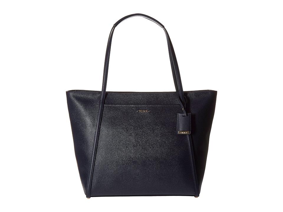Tumi - Q-Tote (Moroccan Blue) Tote Handbags