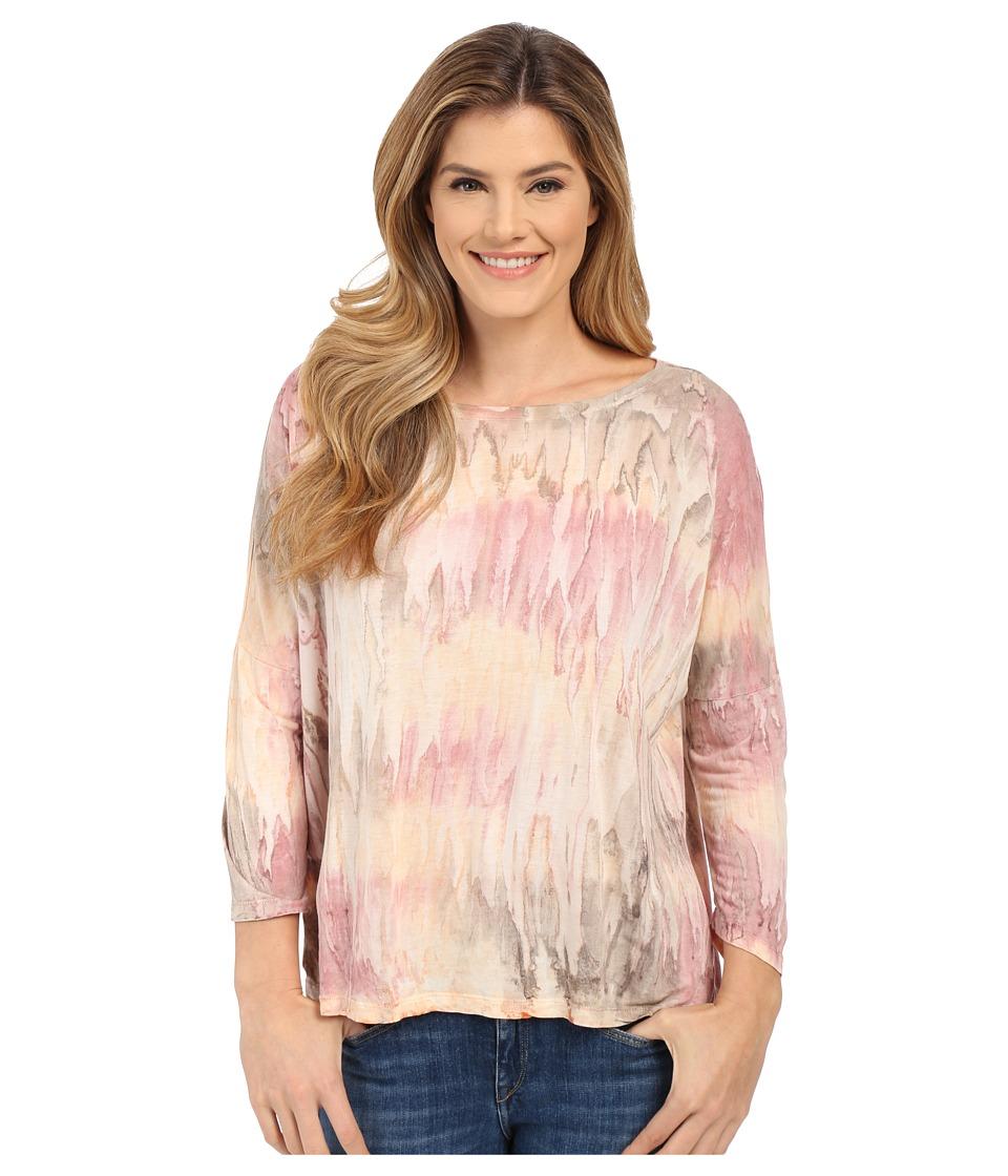 XCVI - Sedona Top (Vineyard Wash Rustico) Women's Clothing