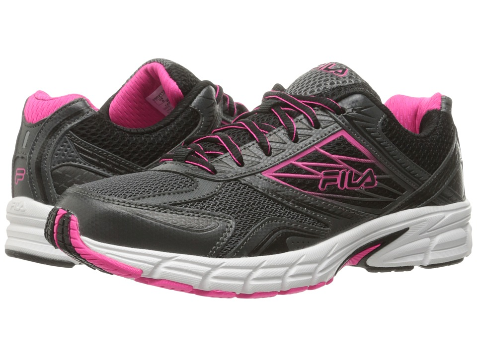 Fila - Royalty 2 (Dark Shadow/Pink Glo/Black) Women